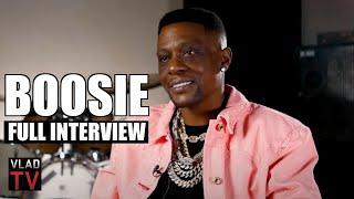 Boosie on Lori Harvey, Mike Tyson, Mo3, Crunchy Black, DaBaby, Kim K (Full Interview)