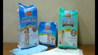 Зоо товары -  Пеленки для собак и щенков HARTS