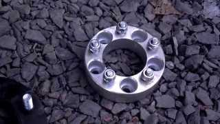 Wheel Spacers - Are They Safe?