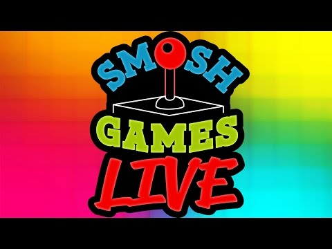 FOR HONOR & GANG BEASTS! (Smosh Games Live)