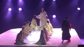 Я. Баярунас и А. Казьмин - «Тайная вечеря» (рок-опера «Иисус Христос - Суперзвезда»)