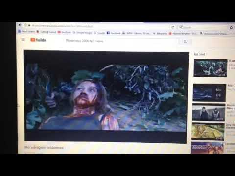 Louise's Death (Wilderness (2006)) part 2: Louise got throat slit by a killer