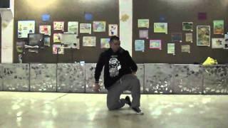 Bryan boogieMIND East freestyle to Tinka Tinka Zara Zara by Karm ( John & Priyanka )
