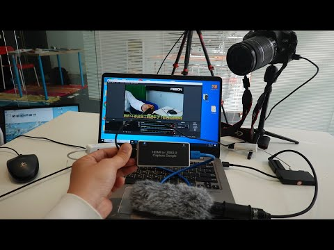 單眼相機於OBS STUDIO直播注意事項