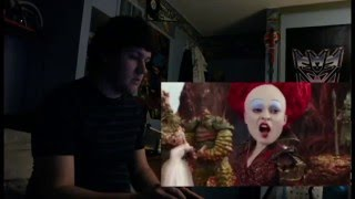 Alice Through the Looking Glass - Trailer#2 reaction