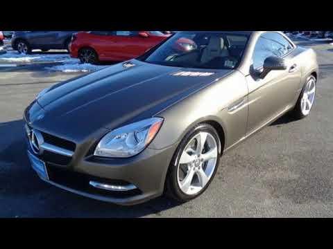 Used 2012 Mercedes-Benz SLK Fredericksburg VA Richmond, VA ...