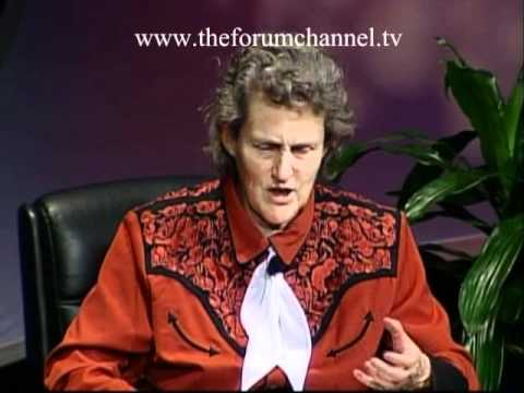 Temple Grandin - The Language Of Animals And How To Treat Your Dog