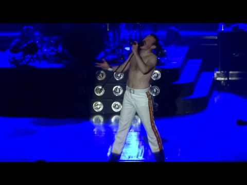 One Night Of Queen - Lyon Bourse du Travail 16.10.2015