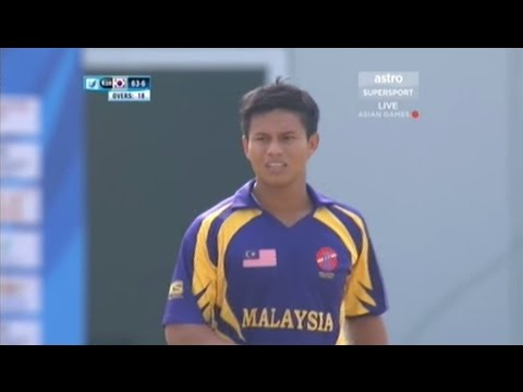 Cricket: Korea vs Malaysia (Part 1)
