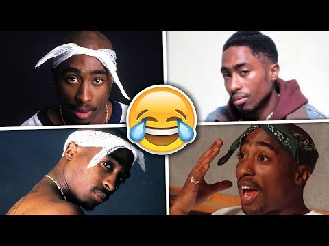 2 Pac Funniest & Best Moments (Funny Compilation)