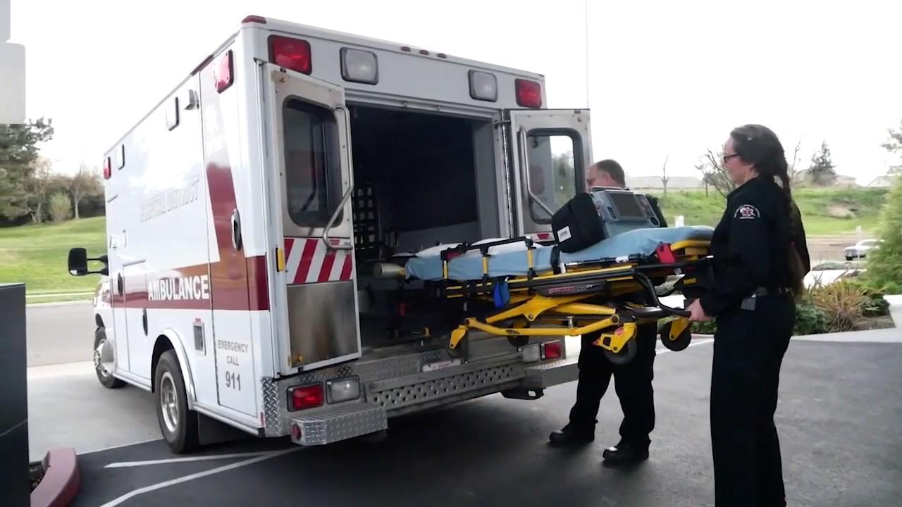 Ambulance Services – Oak Valley Hospital District