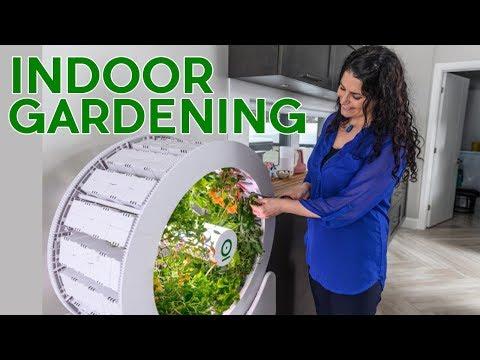 3 New Smart Indoor Gardening technologies 2019 - AMAZING INVENTIONS