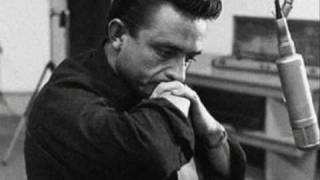 Watch Johnny Cash Solitary Man video