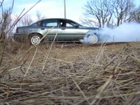 Chevy Impala Burnout Brakestand Tire Smoking Top Speed 108 mph