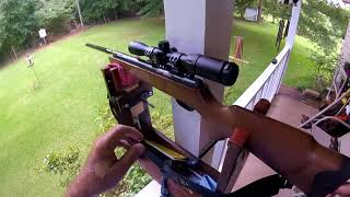 Eps crosman f4 air rifle chronograph test