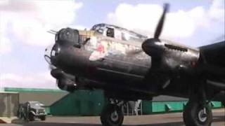 Merlin Madness - Just Jane - Engine Music - Avro Lancaster