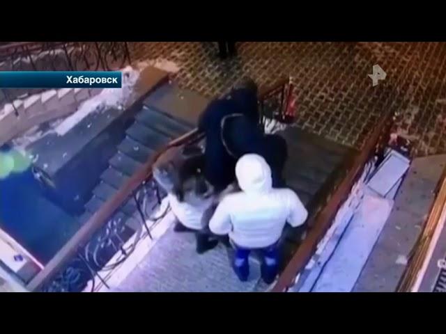 скандальное видео с ночного клуба в хабаровске