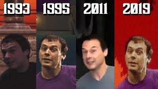 The Evolution of Mortal Kombat's Toasty! (1993-2019)
