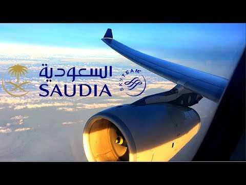 Saudia | A330-300 | Jeddah ✈ Hyderabad, India (Rajiv Gandhi) | Business Class |