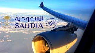 Saudia | A330-300 | Jeddah ✈ Hyderabad, India (Rajiv Gandhi) | Business Class |