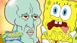 "Why ""Handsome Squidward"" is the Best (and Weirdest) Episode 🗿 SpongeBob SquarePants"