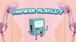 A playlist of songs to sing in the shower part 3