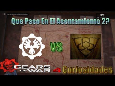 Que Paso En El Asentamiento 2 ? l Gears Of War 4 Curiosidades