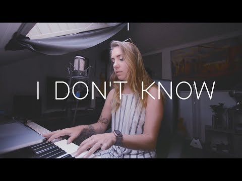 I Don't Know - Paul McCartney (cover)