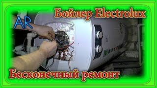 видео Водонагреватель Electrolux EWH 50 CENTURIO IQ 2.0