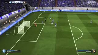 Schalke v Real Madrid FIFA 15 simulation at 101GG HQ