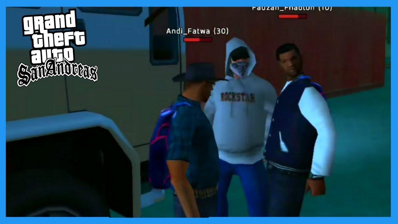 M4LAKIN SUPIR TRUCK DI SAN FIERO !! GTA SAMP ANDROID INDONESIA ROLEPLAY