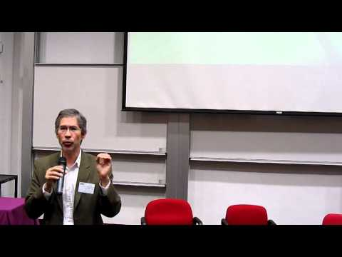 Professor Paul Forster's Presentation at Eco Business Conference