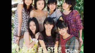 4 憧れ My STAR/℃-ute ダイジェスト