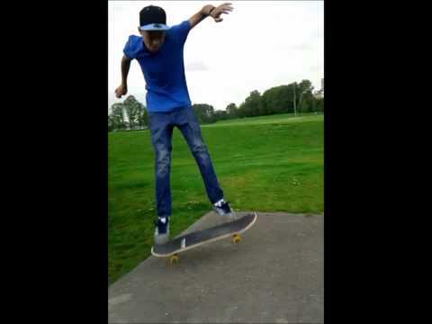 Nosegrab - Daniel Klootwijk: Skateplaza Rotterdam Zuid