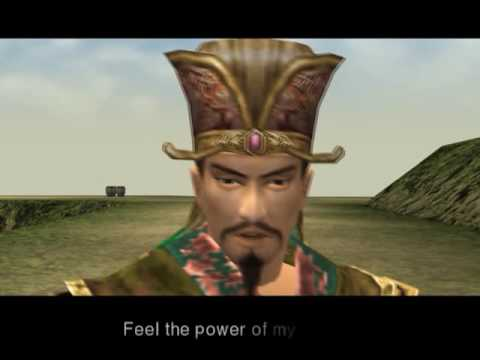Dynasty Warriors 3 - He Jin's Story Part 1/1 (The Yellow Turban Rebellion)