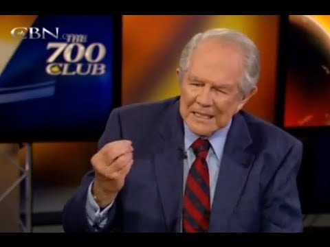 Pat Robertson v Ken Ham: EPIC THROWDOWN over Earth's Age