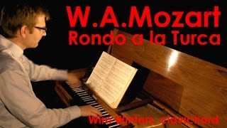 Wim Winters plays Mozart Rondo Alla Turca (Turkish March)