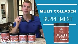 Announcing NEW Multi Collagen Protein Flavors
