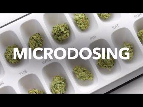 Measured Doses (Micro Dosing) - The Future of Cannabis