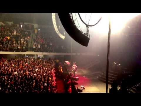 Shinedown - Simple Man Live Us Cellular Center Cedar Rapids,ia 8-25-13
