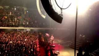 Shinedown - Simple Man live us cellular center Cedar Rapids,ia 8-25-13