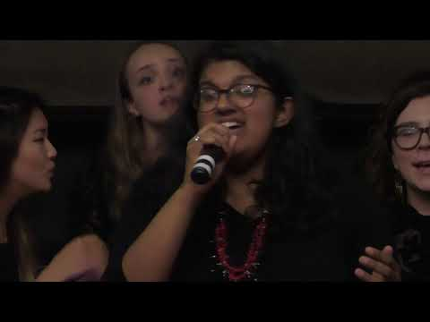 Only One (Kanye West) A Capella Cover- Wellesley College Tupelos