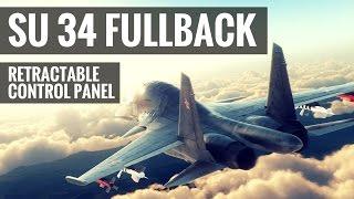 SU 34 Fullback - The Flying Tank