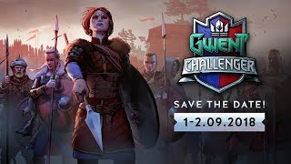 GWENT Challenger #4 | Semifinals and Final | $100 000 prize pool!