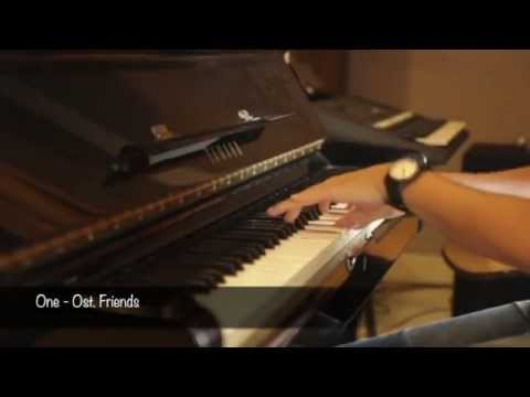 One - Ost. Friends (Piano Cover)