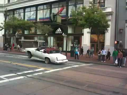 Low Riders on Market Street #1