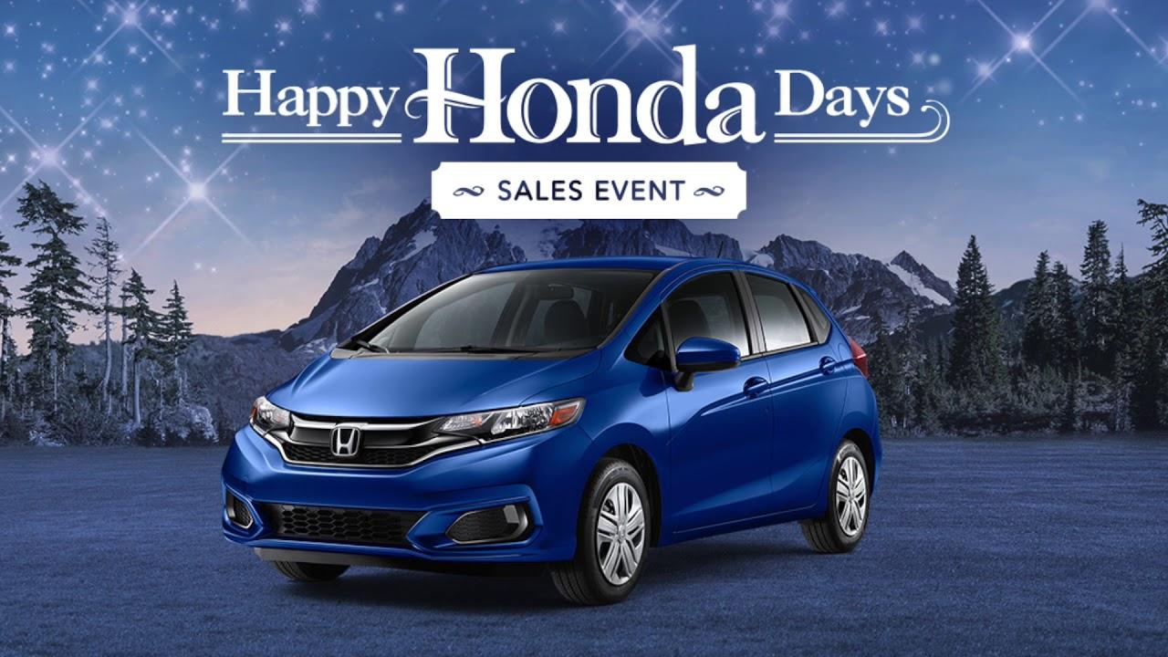 Happy Honda Days Sales Event In Houston At John Eagle Honda