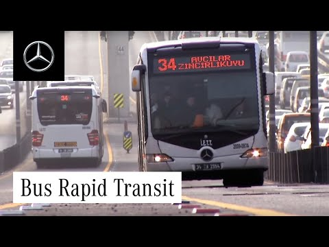 Mercedes-Benz Buses | Bus Rapid Transit