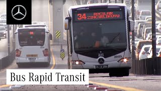 Mercedes-Benz Buses: Bus Rapid Transit