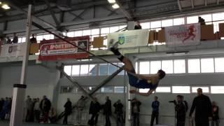 Дмитрий Яковенко 2.20 (Зимний Кубок Украины в помещении)